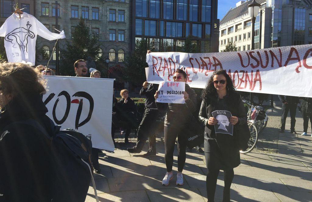 Bekjente med polske kvinner