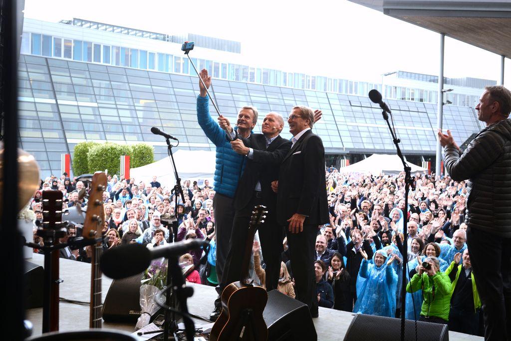 feiret FornebuFriFagbevegelse Telenor ansatte ny sjef på wN0OPkX8n