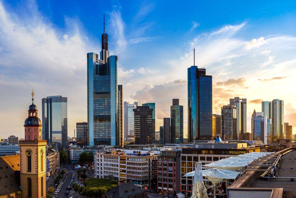 Planen skal ha blitt klekket ut på et advokatkontor i Frankfurt i 2009. Illustrasjonsfoto.