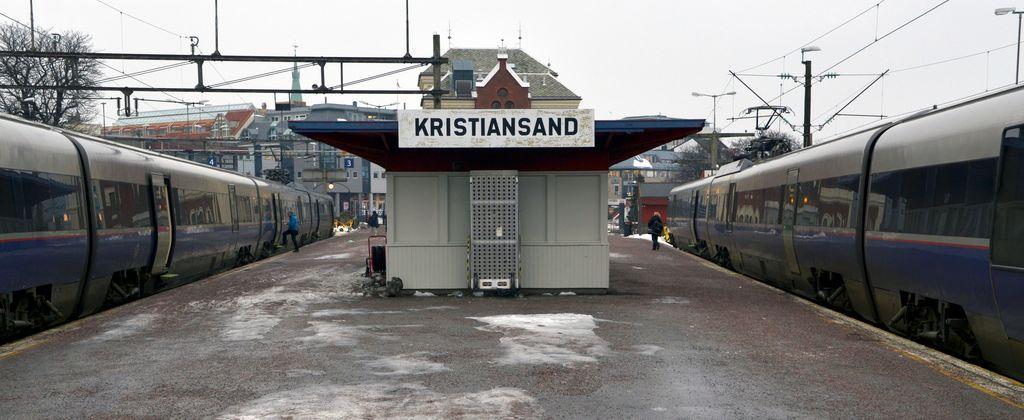 VANT ANBUDET: Britiske Go-Ahead skal kjøre tog på Sørlandsbanen, Jærbanen og Arendalsbanen de neste ti årene.