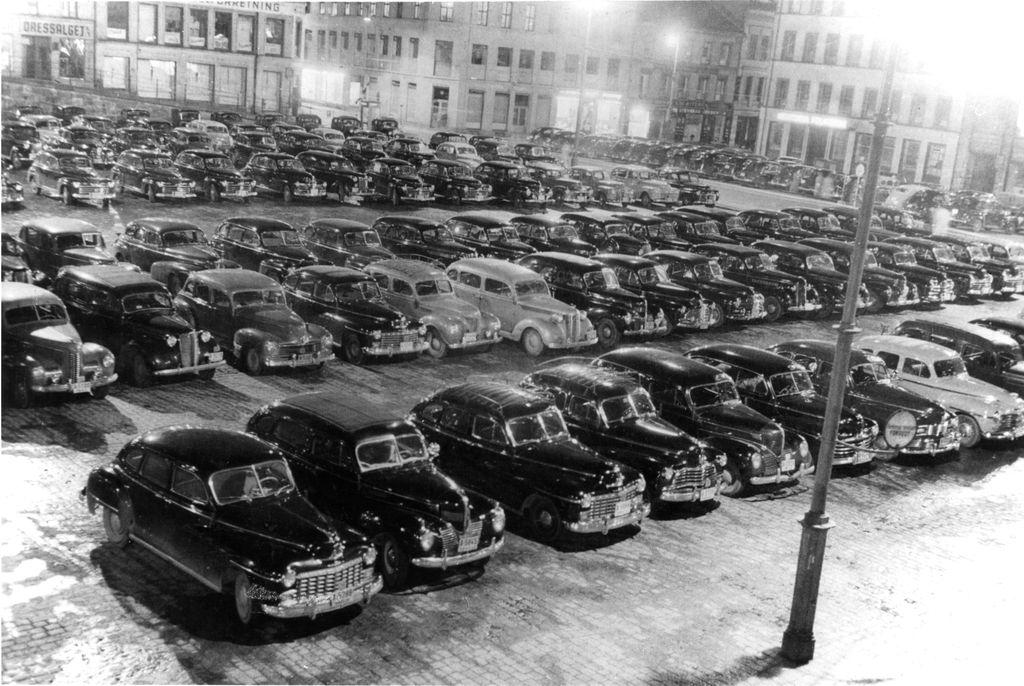 Da nazister prøvde å kjøre drosje etter krigen, gikk sjåførene til streik