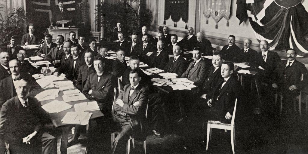 Fagforbundet har vokst fra 3280 til nesten 400.000 medlemmer på hundre år