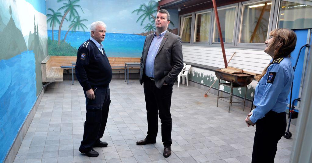 LO-lederen reagerer på pengemangelen i Horten fengsel: – Kriminalomsorg skal ikke drives på dugnad